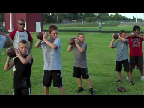 Dexter DPR Youth Football Camp