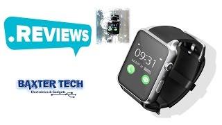 review smartwach gt88 android ios sumergible con lector de ritmo cardiaco