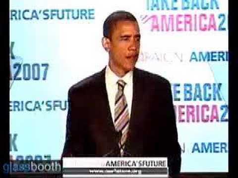 Barack Obama on Habeas Corpus