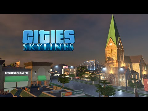 Cities Skylines:: Newcastle 14 :: Back and Forth