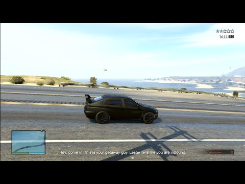 The Fleeca Job Heist Cargo Bob No Magnet Glicth FIX![GTA5] [ONLINE] [HEIST]
