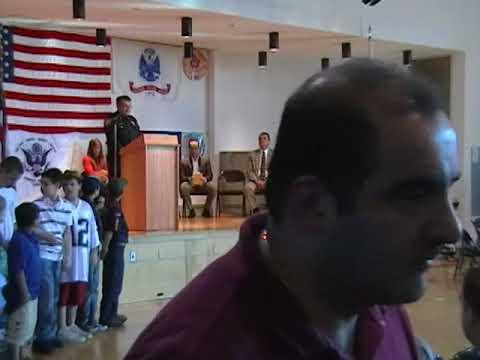 BMS Veterans Day 2006
