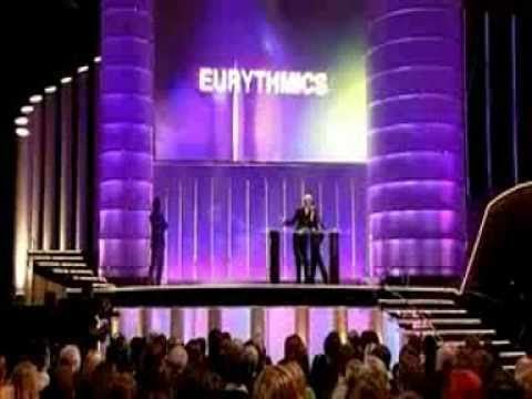 EURYTHMICS   UK Hall Of Fame