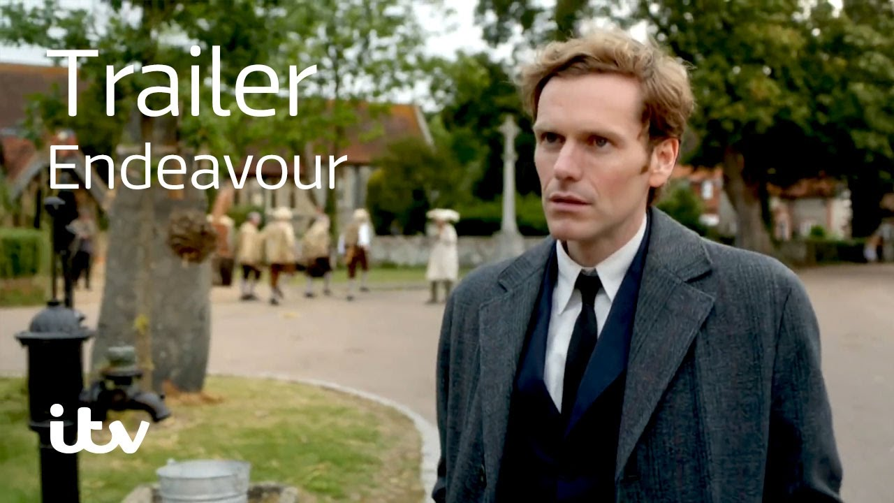 Download Endeavour | Series 4 | ITV