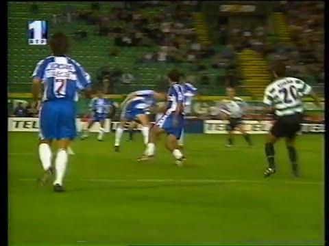 33J :: Sporting - 1 x Porto - 1 de 1998/1999