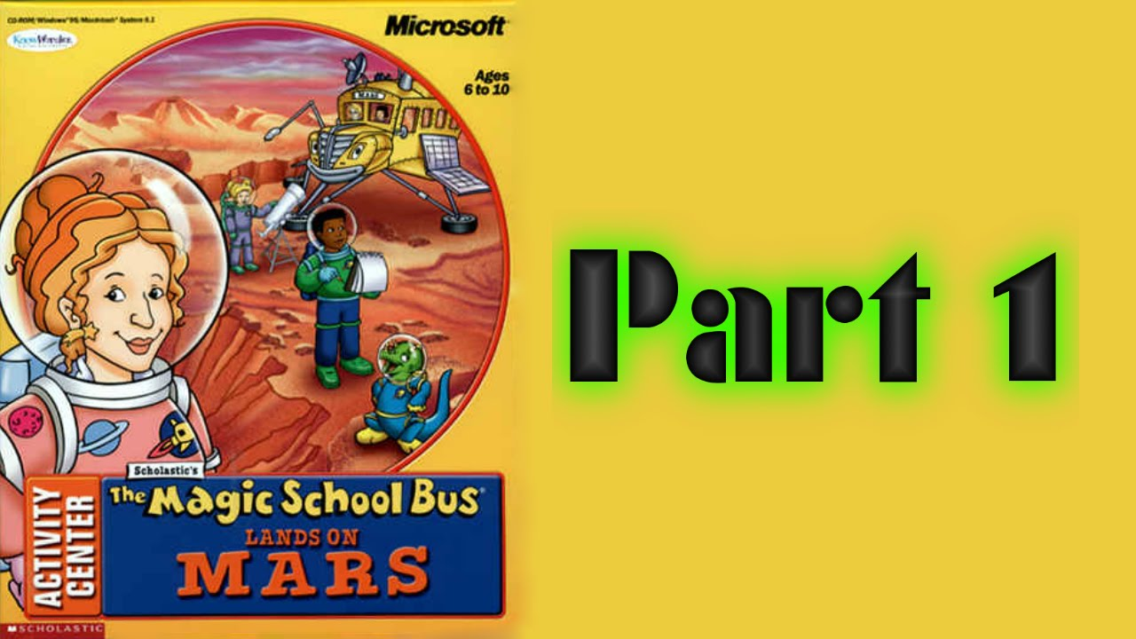 magic school bus mars download magic school bus lands on mars mac my abandonware games. Black Bedroom Furniture Sets. Home Design Ideas