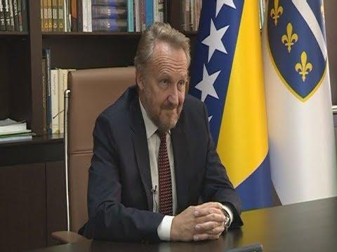Izetbegovi: BiH nee u NATO ako to ne ele Srbi i Republika Srpska