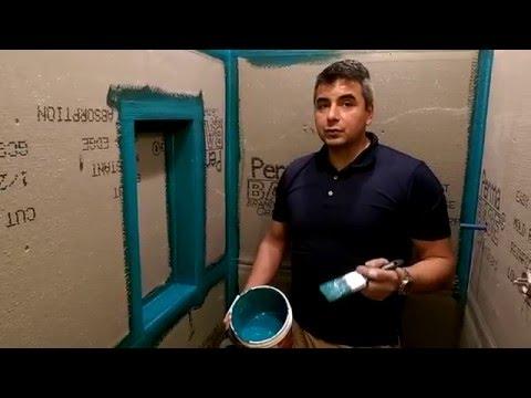 Shower remodeling tips