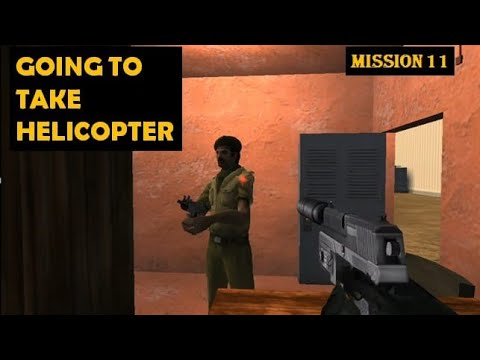 Download IGI2 COVERT STRIKE MISSION 11..GOING TO BACK PRIBOI HELICOPTER.. 🚁🚁🚁OLD SCHOOL GAMING ❤️