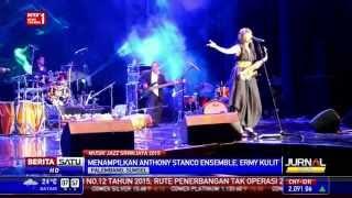 Musisi Lokal dan Mancanegara Meriahkan Jazz Sriwijaya 2015
