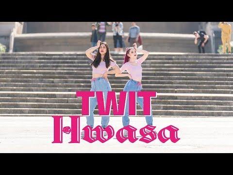 [KPOP IN PUBLIC] HWASA - TWIT (Dance Cover By GGTeam) [2019.02.23] (one-shot Ver.)