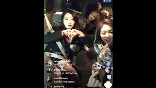 [ENG SUB] 170411 Blackpink Instagram IG Live