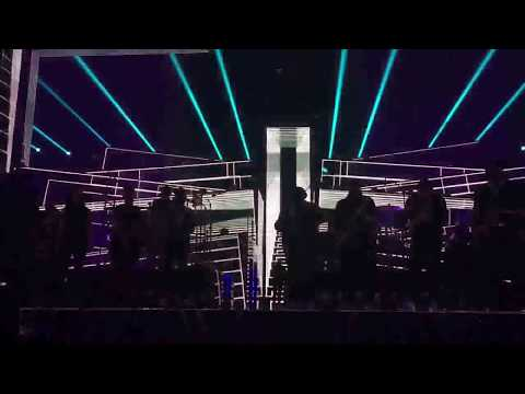 Justin Timberlake - Rock Your Body & Can't Stop The Feeling - Live Eurovision Song Contest 2016