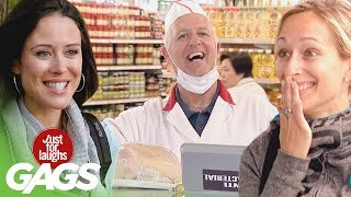 Best Of Food Pranks Vol. 2 | Just For Laughs Compilation
