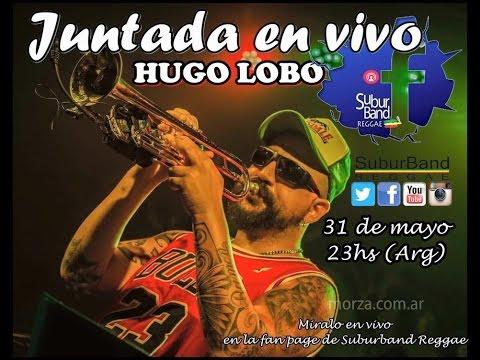 JUNTADA EN VIVO - HUGO LOBO & STREET FEELING BAND - E - 07