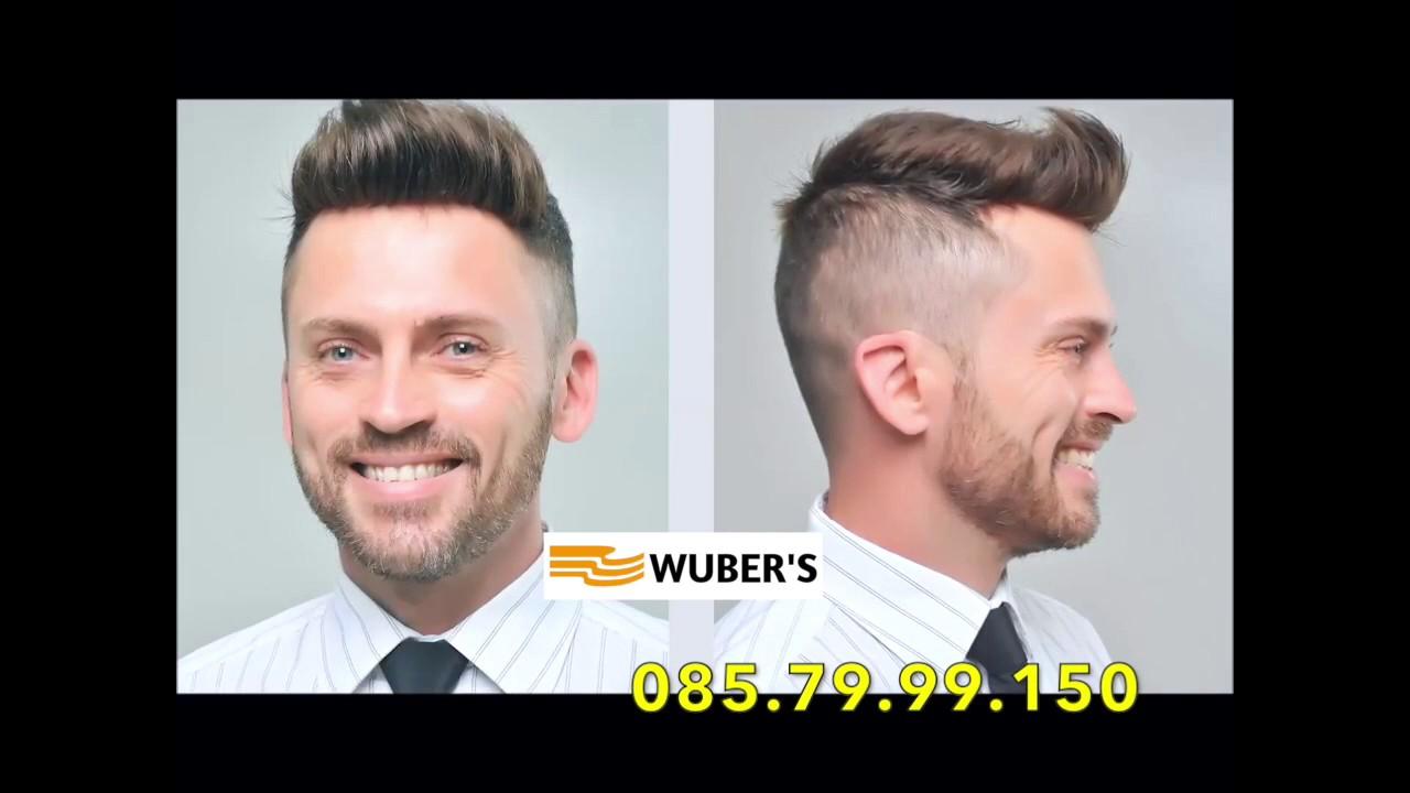 WUBERS protesi capelli veri uomo - YouTube adbccb98dbaa