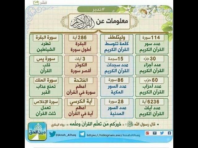 خرائط ذهنية لفهم معاني سور القرآن الكريم Youtube