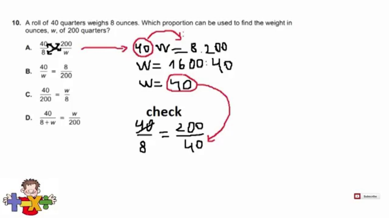 equation 10 example solution, grade 7 math practice test 2016 hd
