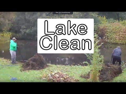 Ponds4U Lake Clean - Removing Canadian Pond Weed