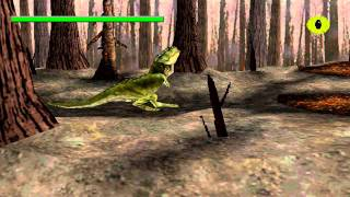The Lost World Jurassic Park PSX