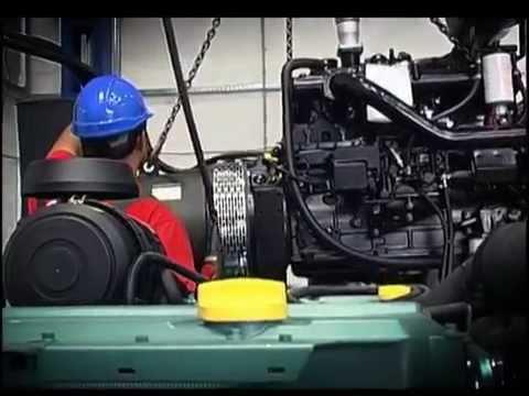 Дизелов генератор  - FOGO - Дизелови генератори за  резервно захранване