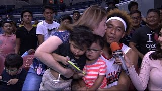 Best Player: Calvin Abueva | PBA Commissioner's Cup 2016
