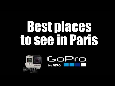 Best places to see in Paris : le Marais | Go Pro Silver 4 | Virtual Trip