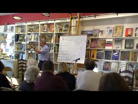 S.C. Gwynne at Brazos Bookstore, 08/03/2010