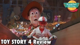 Toy Story 4 review - Breakfast All Day