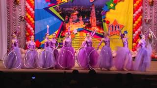 Образцовая эстрадно цирковая студия «Возрождение» - Волшебный Аметист