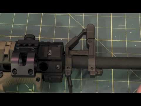 A.R.M.S.  Silhouette Folding Front Sight
