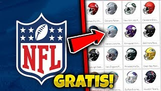 *EVENT?* as GET 32 NFL CASCOS FOR FREE ROBLOX
