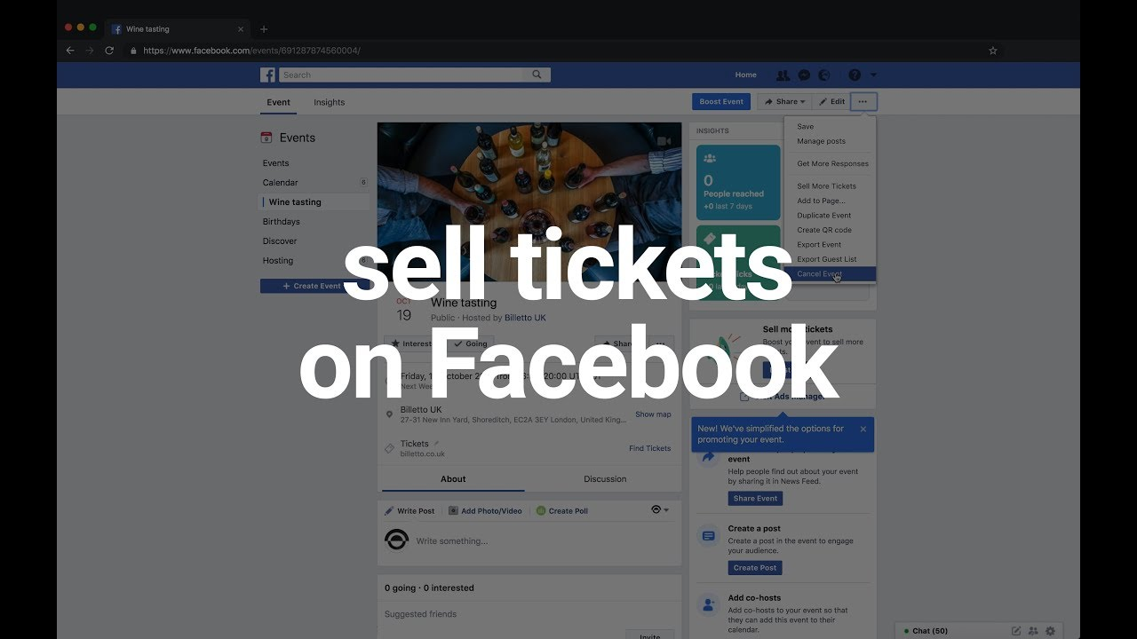 How to Create an Event on Facebook: Step-by-step Guide