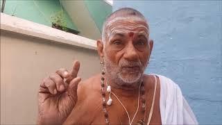 Experience With Maha Periyava By : Sri Swaminathan - Maniyakarar Varadharaja Perumal Kovil