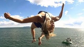 PEOPLE ARE AWESOME 2015 - CLIFF DIVING !