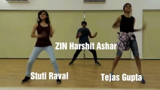 Live While Your Are Young | Zumba® Fitness TV | ZIN™ Harshit Ashar with Tejas & Stuti
