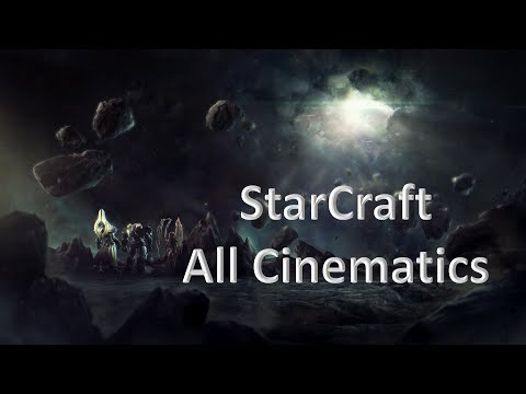 StarCraft - All Cinematics