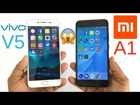Xiaomi Mi A1 vs Vivo V5 Speed Test! Budget Smartphone Battle!