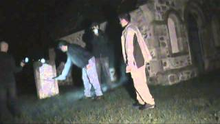 Maplewood Cemetery - Ghosts In Time - Chasseurs traqueurs de fantomes