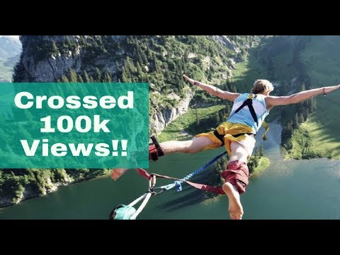 BUNGY JUMPING in RISHIKESH BY MUMBAI TRAVELLERS