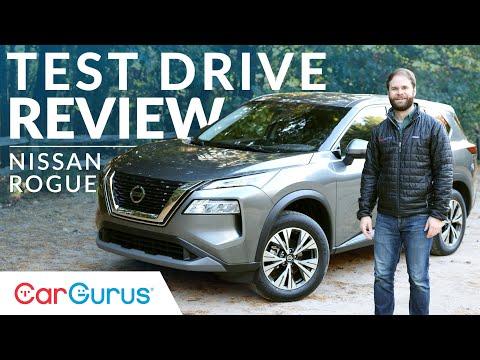 2021 Nissan Rogue Review | A brand-new best-seller