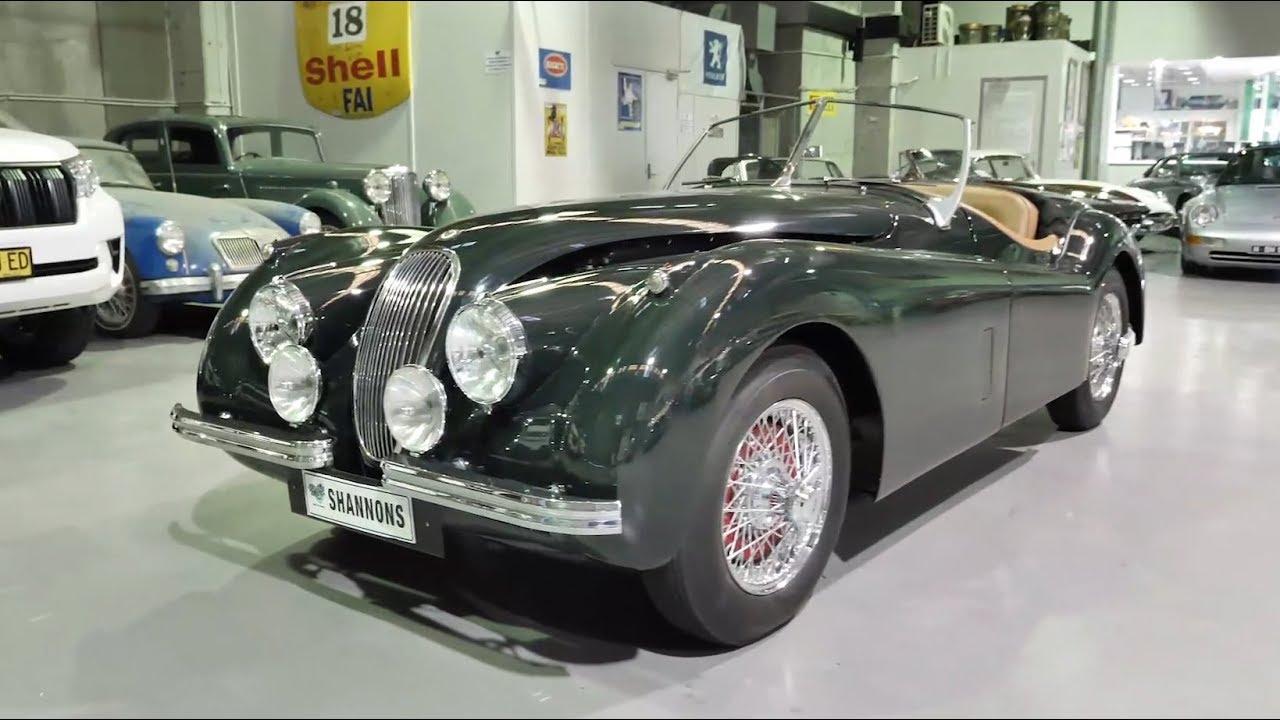 1953 Jaguar XK120 SE Roadster - 2020 Shannons Autumn Timed Online Auction