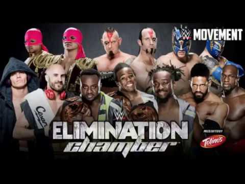 WWE ALL ELIMINATION CHAMBER WINNERS (2002-2017) HQ (2002-2017)جميع الفائزين بمباراة غرفة الاقصاء