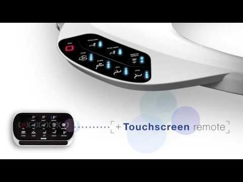 Kohler C3 230 Elongated Electronic Bidet Toilet Seat