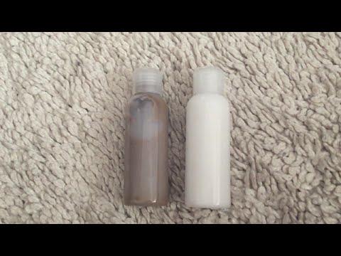 DIY Coconut Milk Shampoo & Conditioner