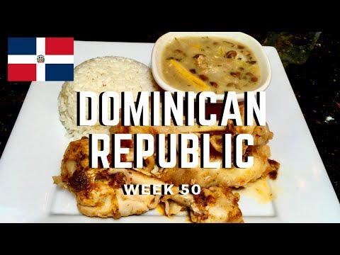 Second Spin, Country 50: Dominican Republic [International Food]