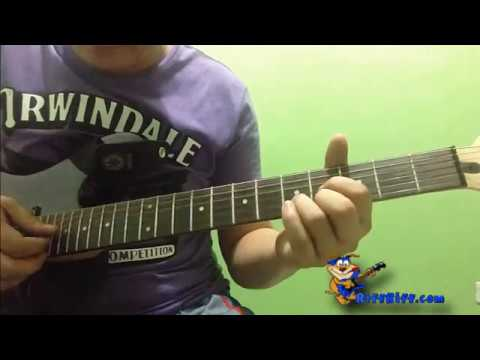 How to Play 18 Till I Die by Bryan Adams
