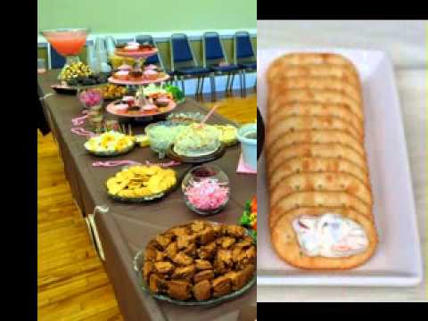 Simple Baby Shower Food Ideas Youtube