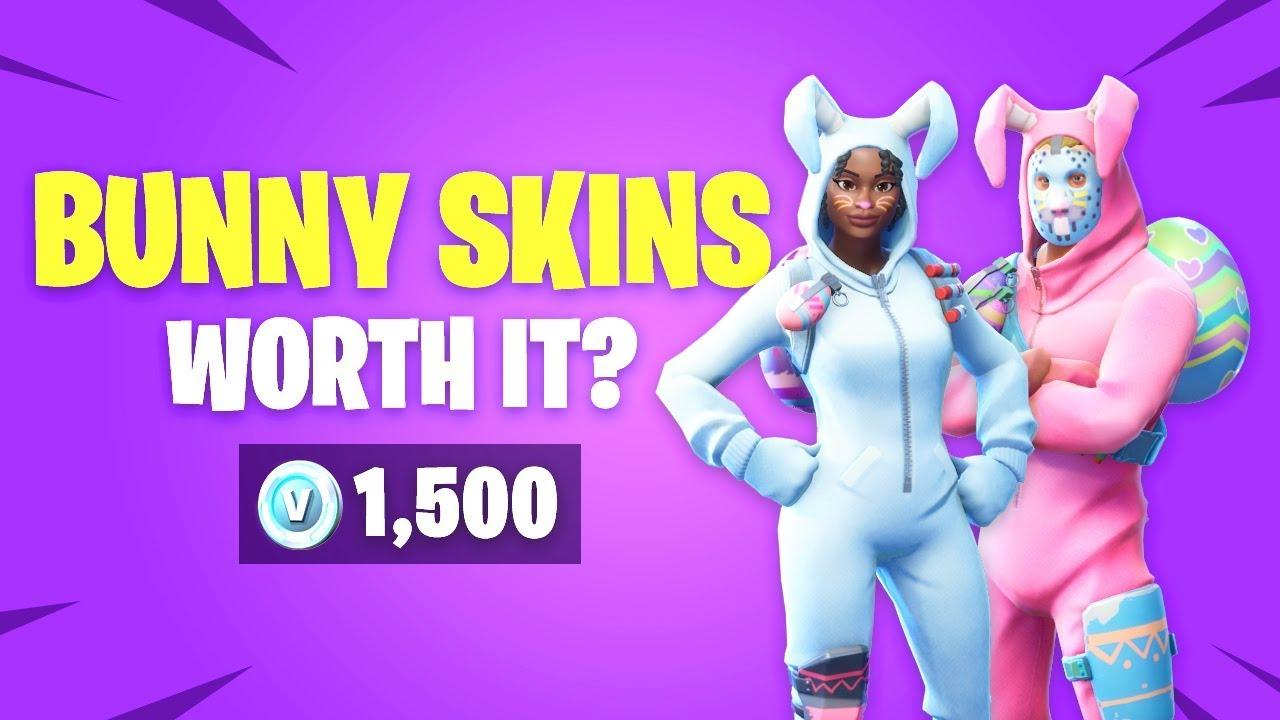 Are bunny brawler or rabbit raider skins worth it fortnite battle royale daily items update - Fortnite bunny brawler ...