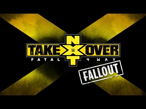 NXT TakeOver Fatal 4-Way Fallout